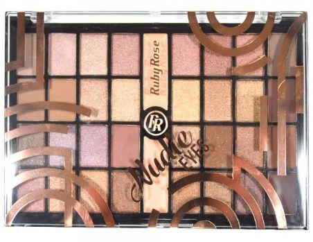 Paleta de Sombras Nudie Eyes Ruby Rose HB 9976