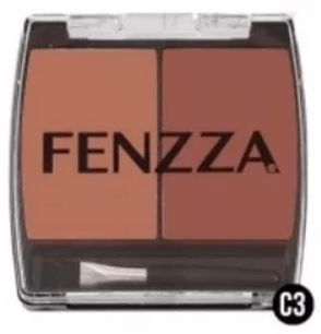 Blush Duo C3 da Fenzza Makeup Make