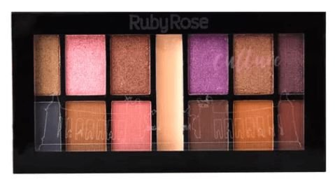 Kit de Sombras Culture Ruby Rose