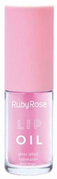 Lip Oil Morango Ruby Rose
