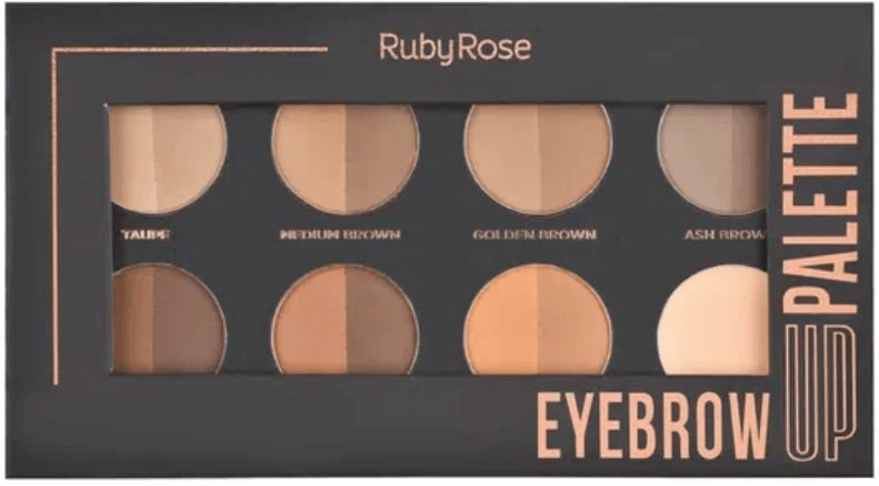 Paleta De Sobrancelha Eyebrown Up Ruby Rose