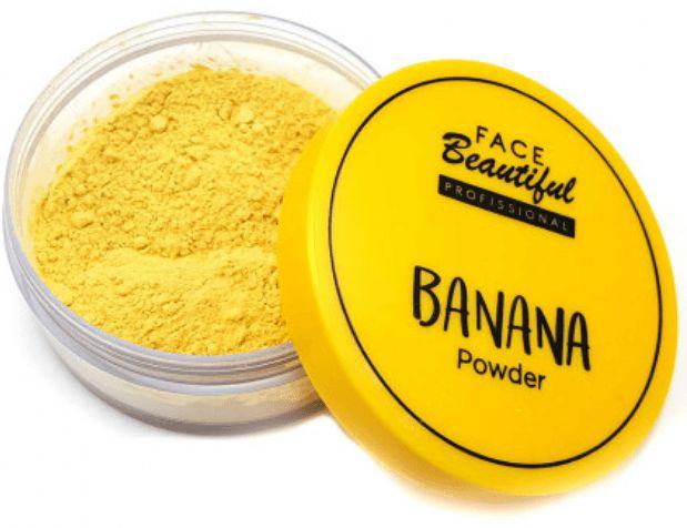 Pó Facial Finalizador Banana Powder Face Beautiful