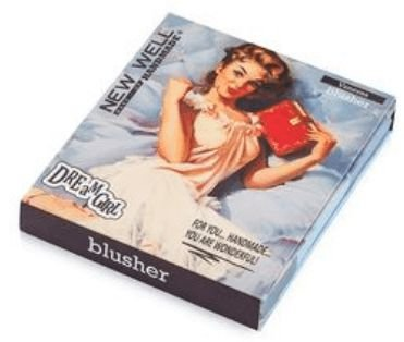 Blush Blusher Vanessa New Well