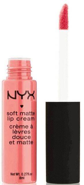 Batom Gloss Soft Matte Lip Cream NYX