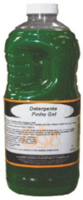 Detergente Pinho Gel 02 Litros