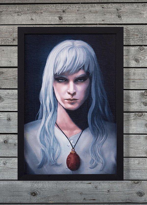 Griffth - Quadro Canvas Frame - Berserk