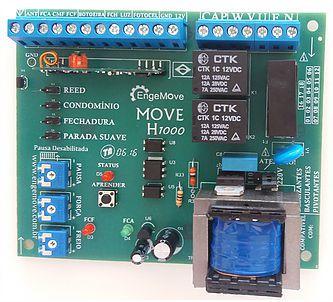 Placa eletronica move H1000