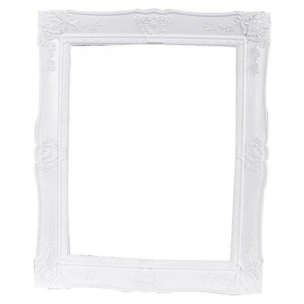 Porta Retrato New Cirque Branco 23,5X28,5CM
