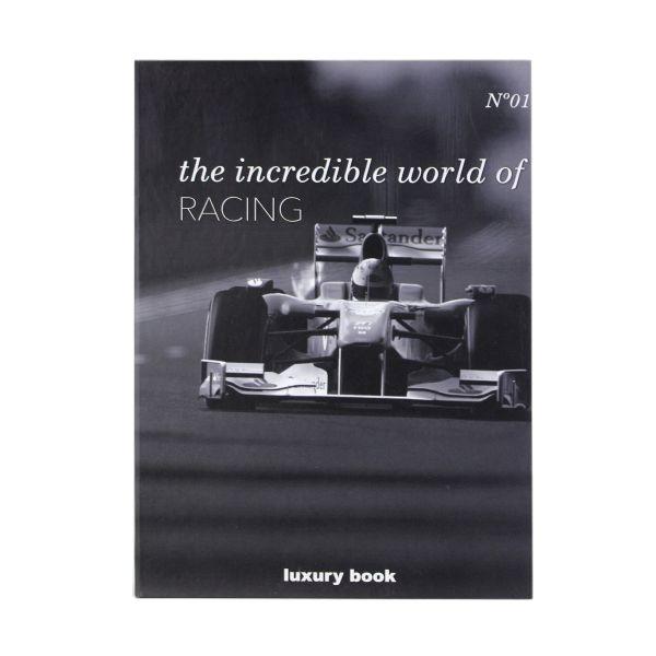 Book Box The Incredible World of Racing