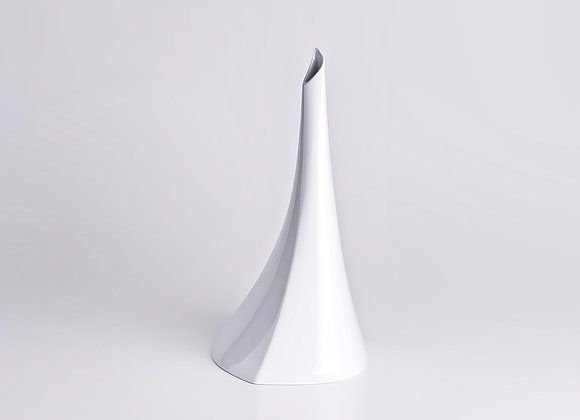 Vaso de Porcelana Sharp 40cm
