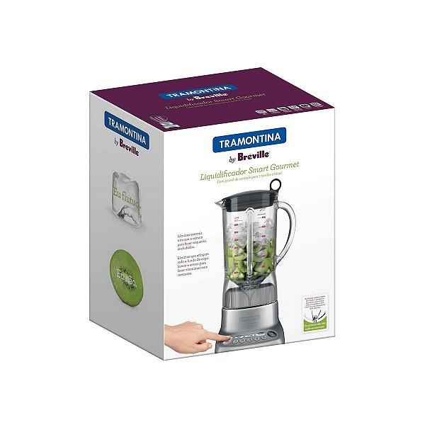 Liquidificador Smart Gourmet 127v Tramontina by Breville
