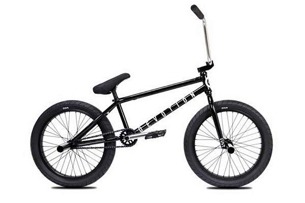 Bicicleta Bmx Cult Crew Devotion 21 Preto