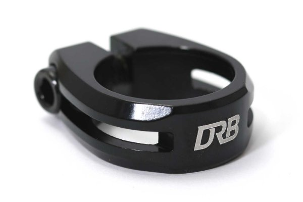 Abraçadeira Drb Bikes Light Bmx Preta