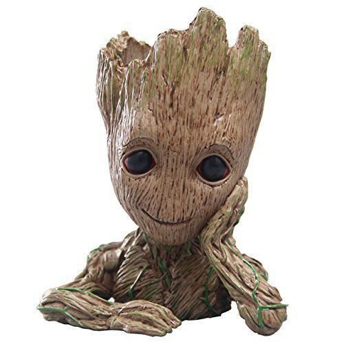 Mini Vaso Baby Groot - Guardiões da Galáxia