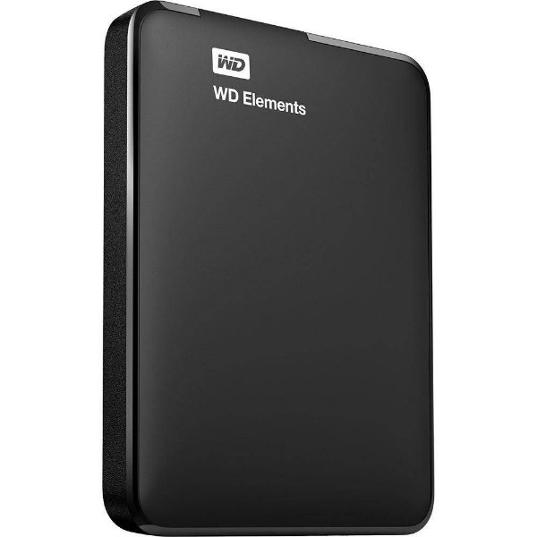 HD Externo Portátil 1TB USB 3.0 Elements - Western Digital