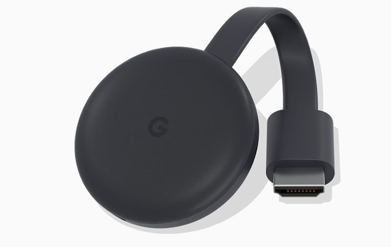 Google Chromecast 3 HDMI Full HD