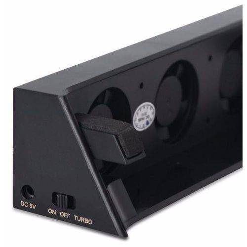 Super Cooler p/ PS4 Slim com Função Turbo TP4-819 - Dobe