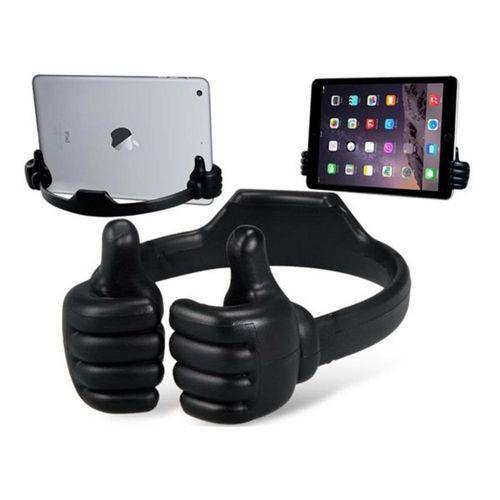 Suporte de Mesa para Smartphone Mãozinha