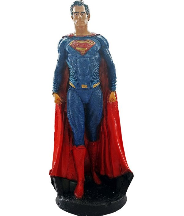 Colecionável DC Superman (Escala 1:10) Resina