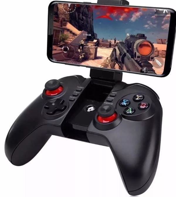 Controle Gamepad Bluetooth PG-9068 Tomahawk - Ipega