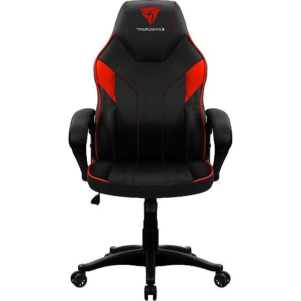 Cadeira Gamer EC1 Vermelha - ThunderX3