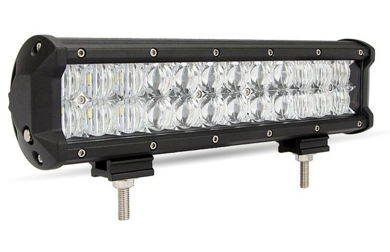 BARRA DE LED 5D RETA  72W CREE LEDS NEW GENGERATION