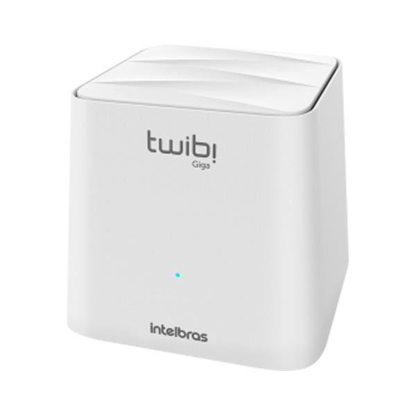 Roteador Twibi Giga Sistema Wi-fi Mesh Intelbras
