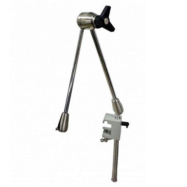 Braço articulado Fisso (usado) + Ponteira de aperto para bobinas