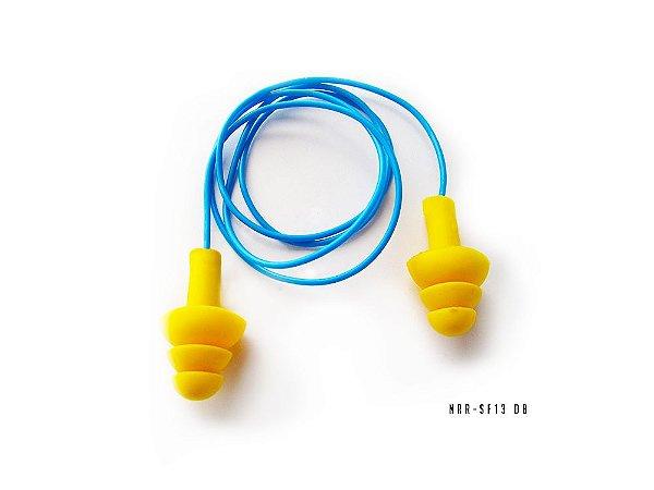 Pacote com protetores auriculares - 17db (50 unidades)
