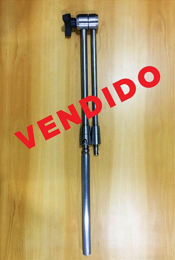 Braço de fixação para bobinas com ponteira ( seminovo com garantia 2 anos )