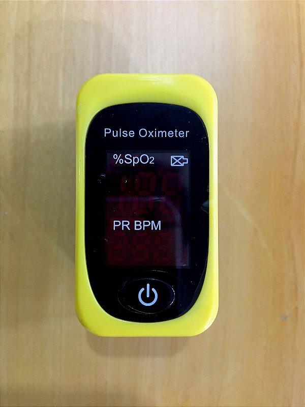 Oxímetro de pulso (para dedo)