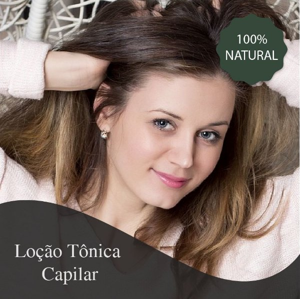 Loção Tônica Capilar - 120 ml