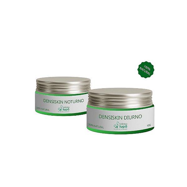 Duo Densiskin - Completo - (40 gramas cada) - Efeito Duo Botox