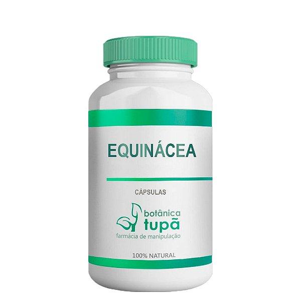 Equinácea 200 mg - 60 Cápsulas - Auxiliar do sistema Imunológico