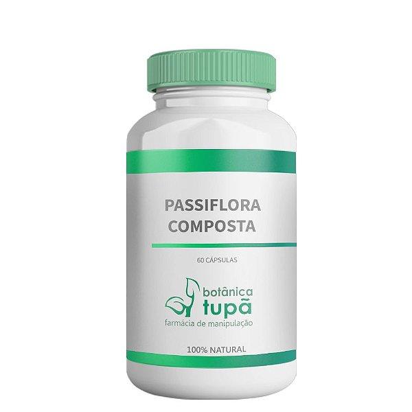 Passiflora Composta - Calmante natural