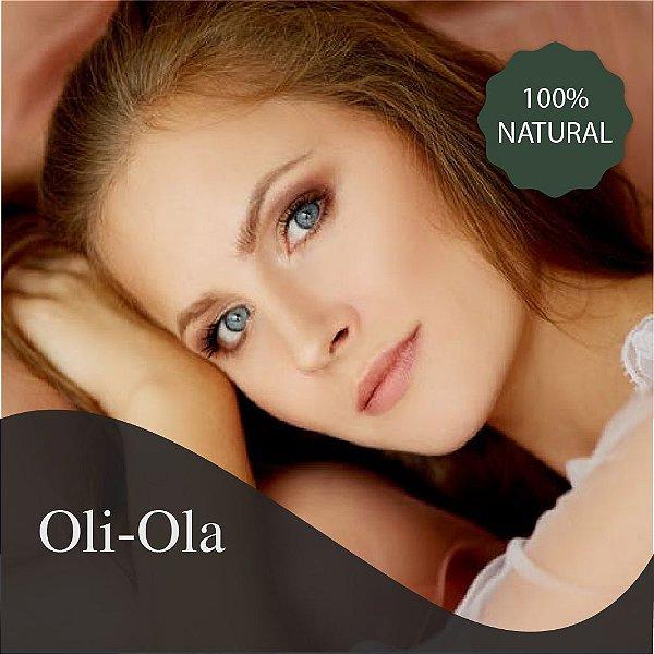 Oli-Ola - Extrato de Oliva (Hidroxitirosol - Oli-Ola) - 150mg - 3 Frascos - 30 Cápsulas cada Frasco - Ação antioxidante