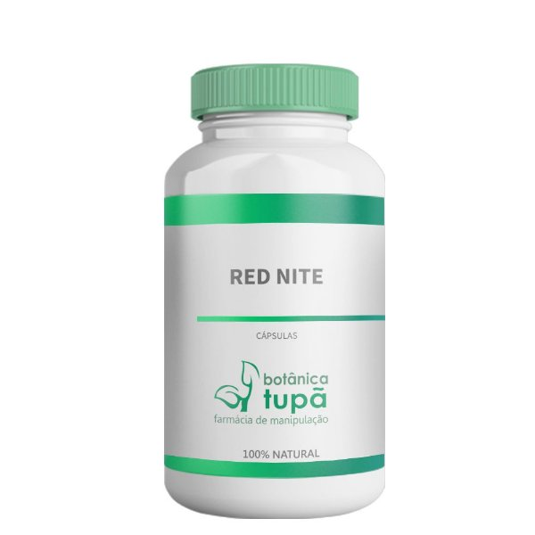 Red Nite - 500 mg - Antioxidante