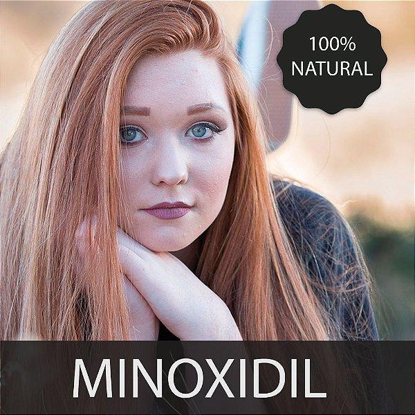 Espuma Capilar com Minoxidil a 5% - Contra queda capilar e Alopécia