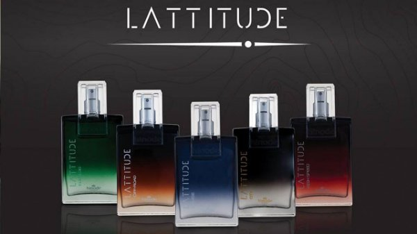 Deo Colônia Lattitude - 100 ml - Diversos