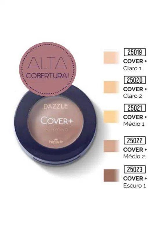 Corretivo Dazzle Cover - Diversos