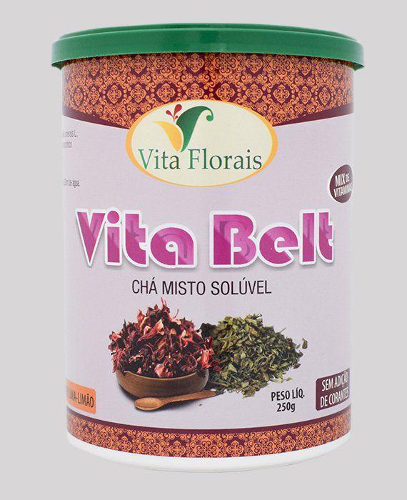 Chá Misto Mix de Vitaminas - Lima-Limão – Vita Florais – 250 gramas