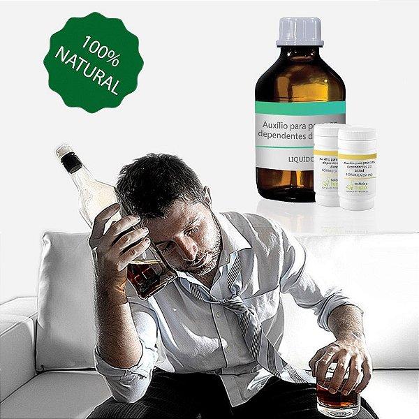 Auxilio para Tratamento Antialcoólico Tupã - Tratamento para 45 Dias