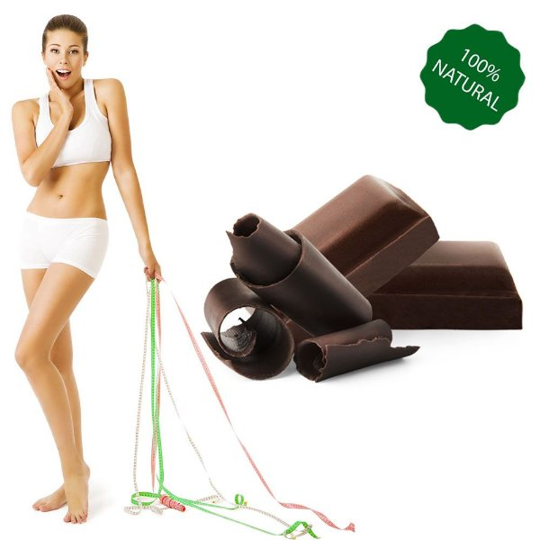Bombons que Auxiliam sua Dieta Chocolate com Chia
