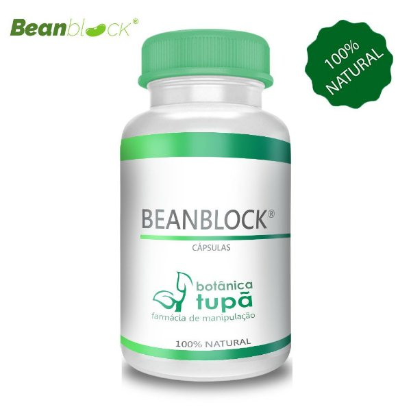 BeanBlock 50 mg o Aliado das Dietas Low Carb
