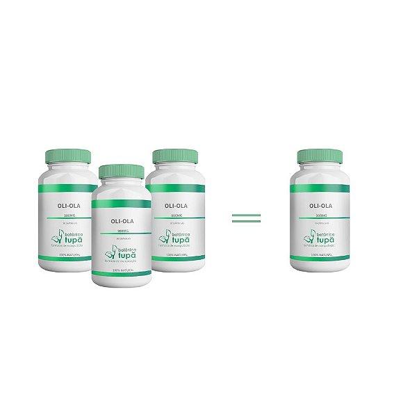 Oli-Ola 300 mg - Peeling em Cápsulas - Compre 3 e leve 4 frascos