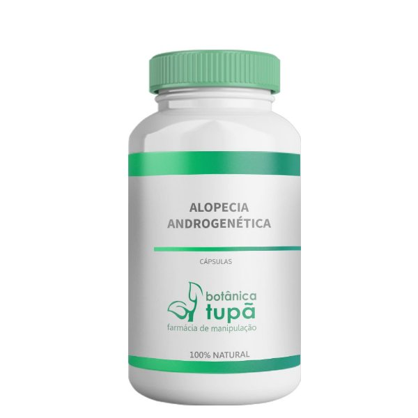 Alopecia Androgenética - 2018 - 30 Doses