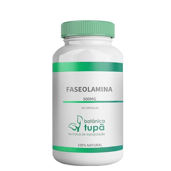Faseolamina 500 mg - Absorção de Carboidratos