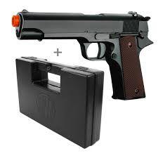 Colt 1911 CM-123 + CASE