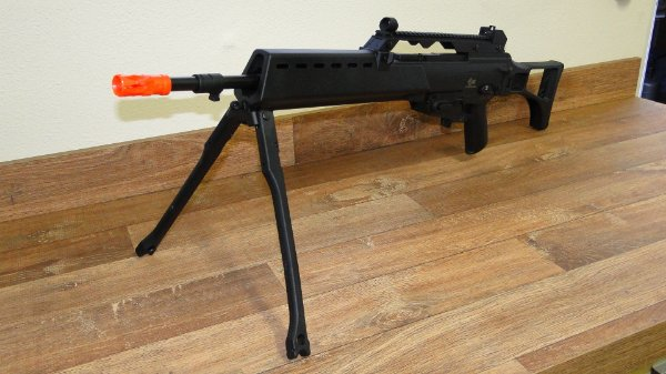 Rifle Airsoft H&K G-36 - G608-4
