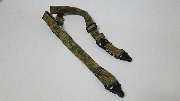 Bandoleira Tática Para Rifles MA3